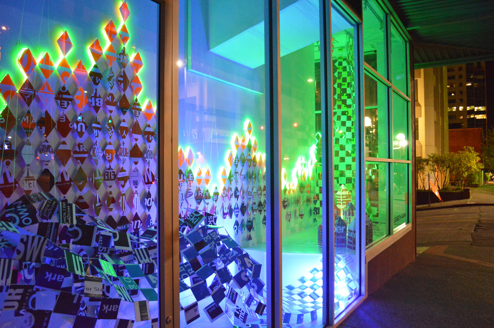 Storefront Installations