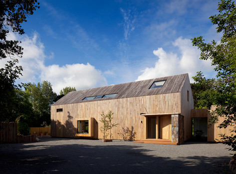 A Contemporary Home in Guernsey With a Surprising Past