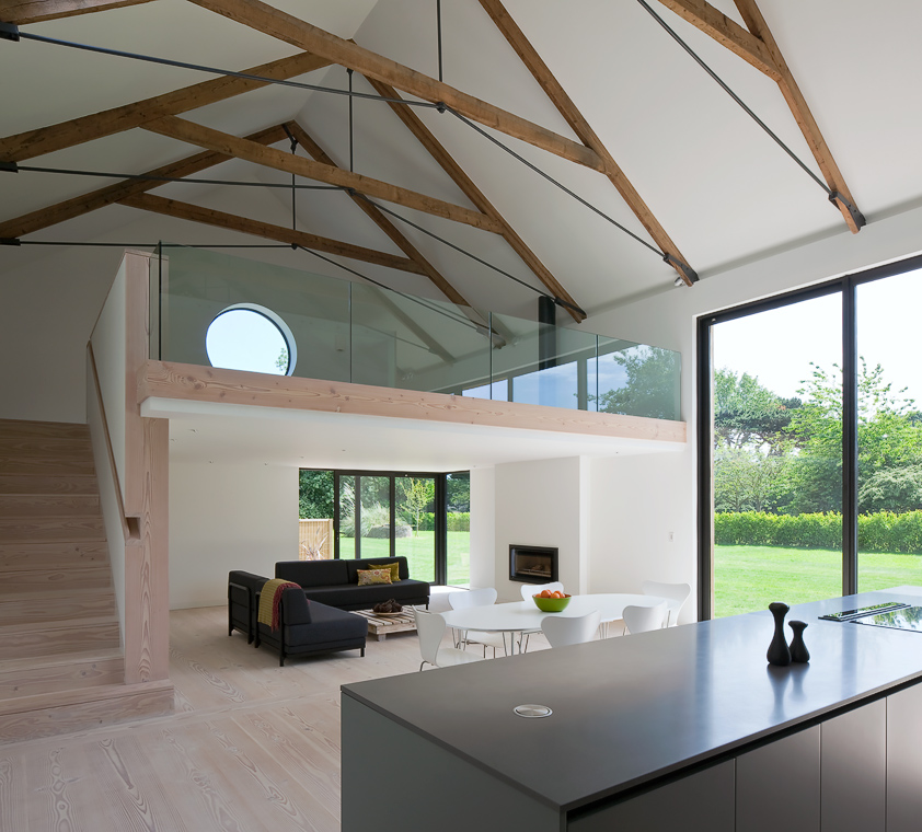 M House, Jamie Falla Architecture UK
