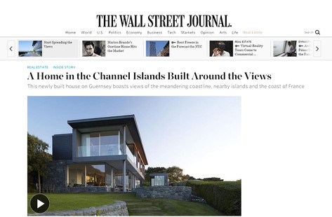 Couin de Vacque featured in The Wall Street Journal