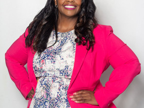 Hey Queens! Meet Tamill Harris | Sisterly Sentiments