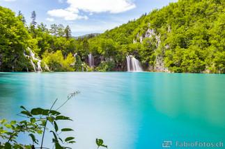 Nationalpark Plitvicer Seen - Kroatien