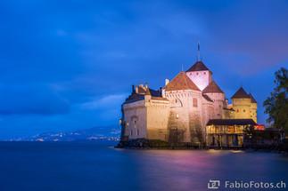 Schloss Chillon - Montreux