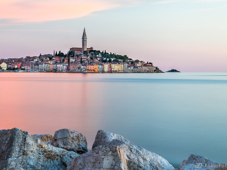 Rovinj, Plitvicer Seen und Tito's Sommerresidenz, Kroatien - Juni 2017