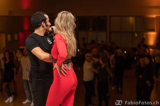 Salsa & Bachata Night Bern by Nabil & Claudia