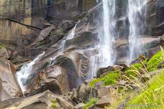 Vernal Fall - Yosemite Nationalpark, Kalifornien, USA