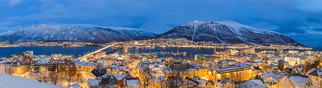 Panorama Tromsø - Norwegen