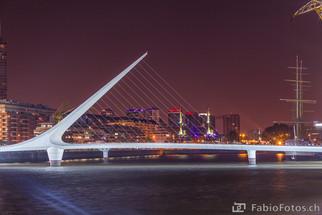 Puente de la Mujer - Buenos Aires, Argentinien