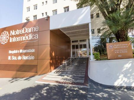 Notre Dame Intermédica fecha acordo para comprar Climepe por R$ 168 milhõesEste trecho é parte de