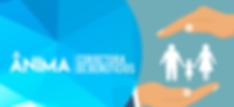 capa anima corretora com logotipo comple