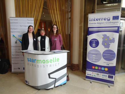 Volunteering at the Eurodistrict SaarMoselle