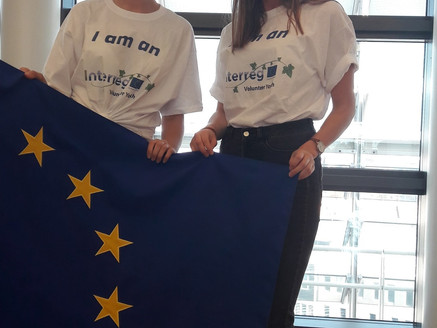 From cross-border regions to the heart of Europe: IVYs meet in Brussels as proud ambassadors of the