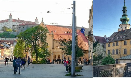 ''What it's like to be an Interreg Reporter in Bratislava, Slovakia?!'', I hear you ask. Well, you'