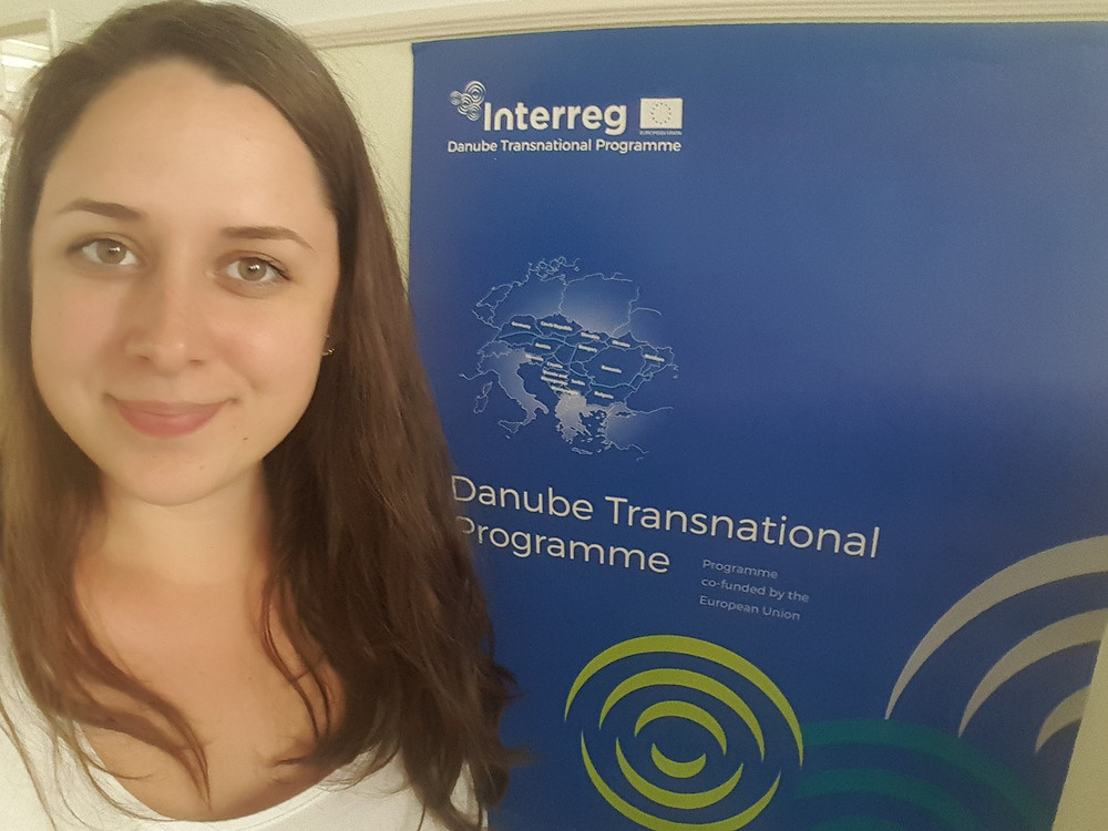Nora, Interreg Reporter at DTP