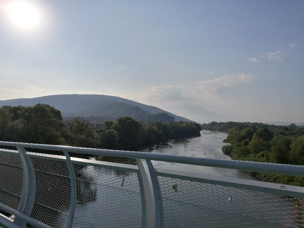 A walk along the former Iron curtain – Interreg making open borders a reality in people's lives