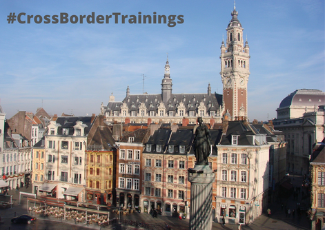 Cross-border mobility of jobseekers engaged in vocational training: centre and company accessibility (EUROMETROPOLIS Lille-Kortrijk-Tournai)