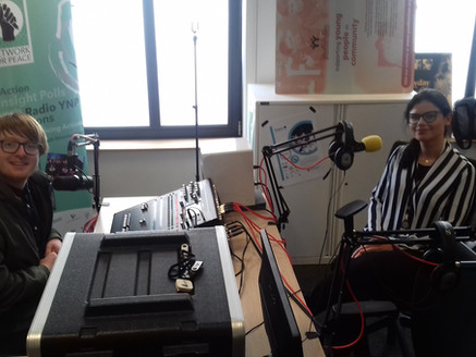 Radio YNP- the voice of young people
