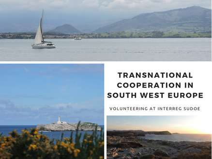 Transnational cooperation in South West Europe
