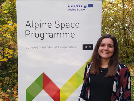 Mountains do not hinder cooperation in the Alpine Space