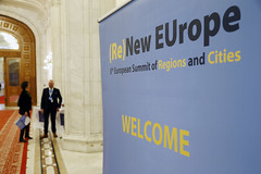 European Summit of Regions and Cities : The Cohesion Policy, a Social Project