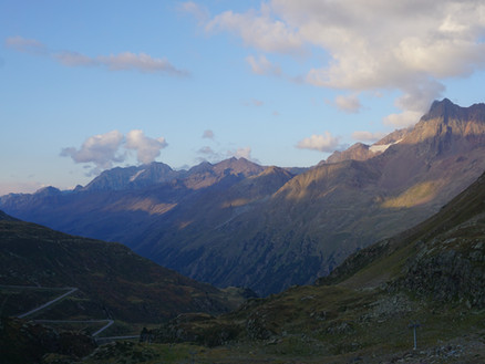 Nature conservation in the Alps