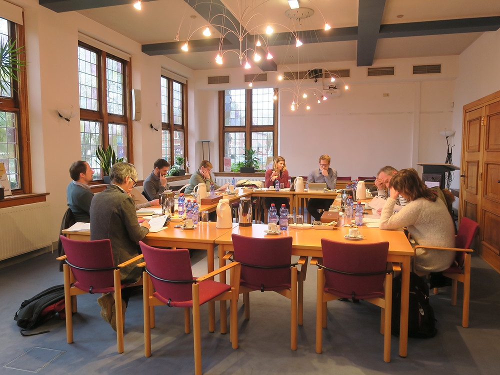 the steering committee team meeting - TaNDem