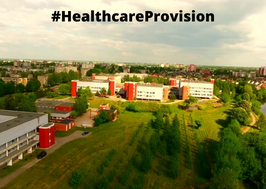 Opportunities to improve the cross-border provision of healthcare and related services (Public institution Marijampole hospital)