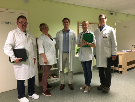 An Insight into Rural Health Care in Estonia.