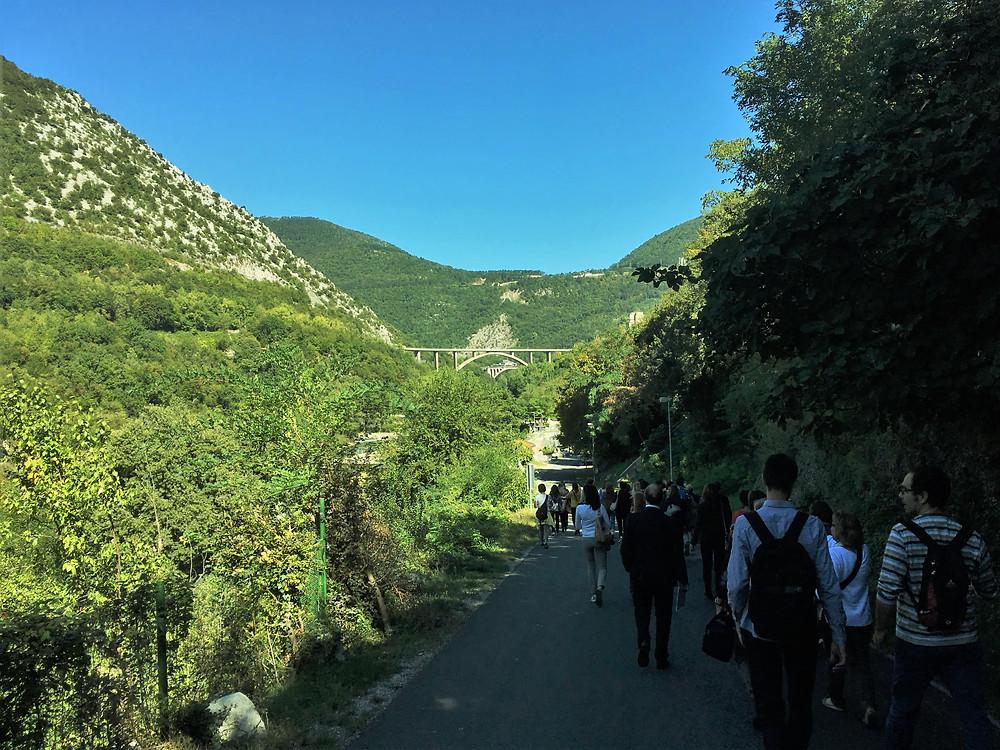Isonzo-Soca valley