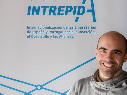 You need to be INTREPIDA to expand your business.