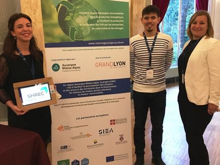 Citizens' involvement into renewables through ALPGRIDS & SHREC Interreg projects