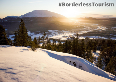 Cross border riding and dog sledge guided tours (Municipality of Trysil)