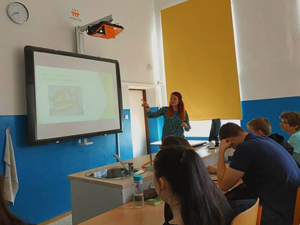 Electronic waste recycling and REEGAINING the passion for Science in Czech Republic