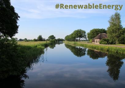 Cross-border renewable energy exchange (Gemeente Winterswijk)