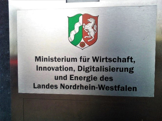 Ministry of Economy, Innovation, Digitalisation and Energy of Nordrhein-Westfalen