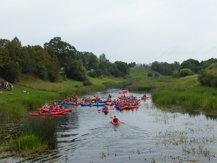 DisCoVer: Discovering and Canoeing on the Venta river