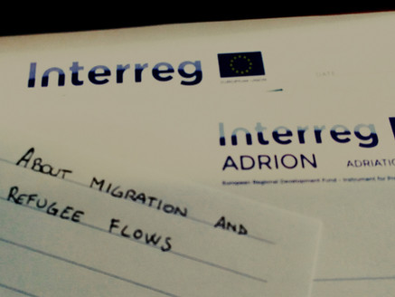 An Interreg Reporter for the Balkan Route