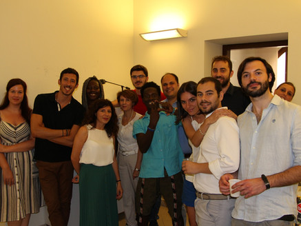 From Sicily with love: Interreg Italia-Malta, volunteering at JobMatch2020