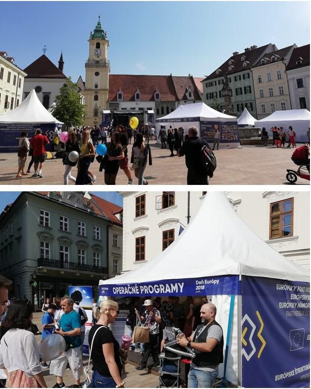 Europa Day in Bratislava