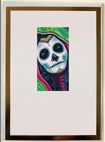 Catrina #15 Art card