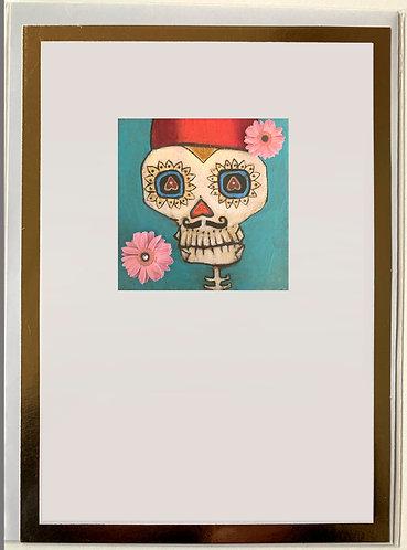 Juan art card