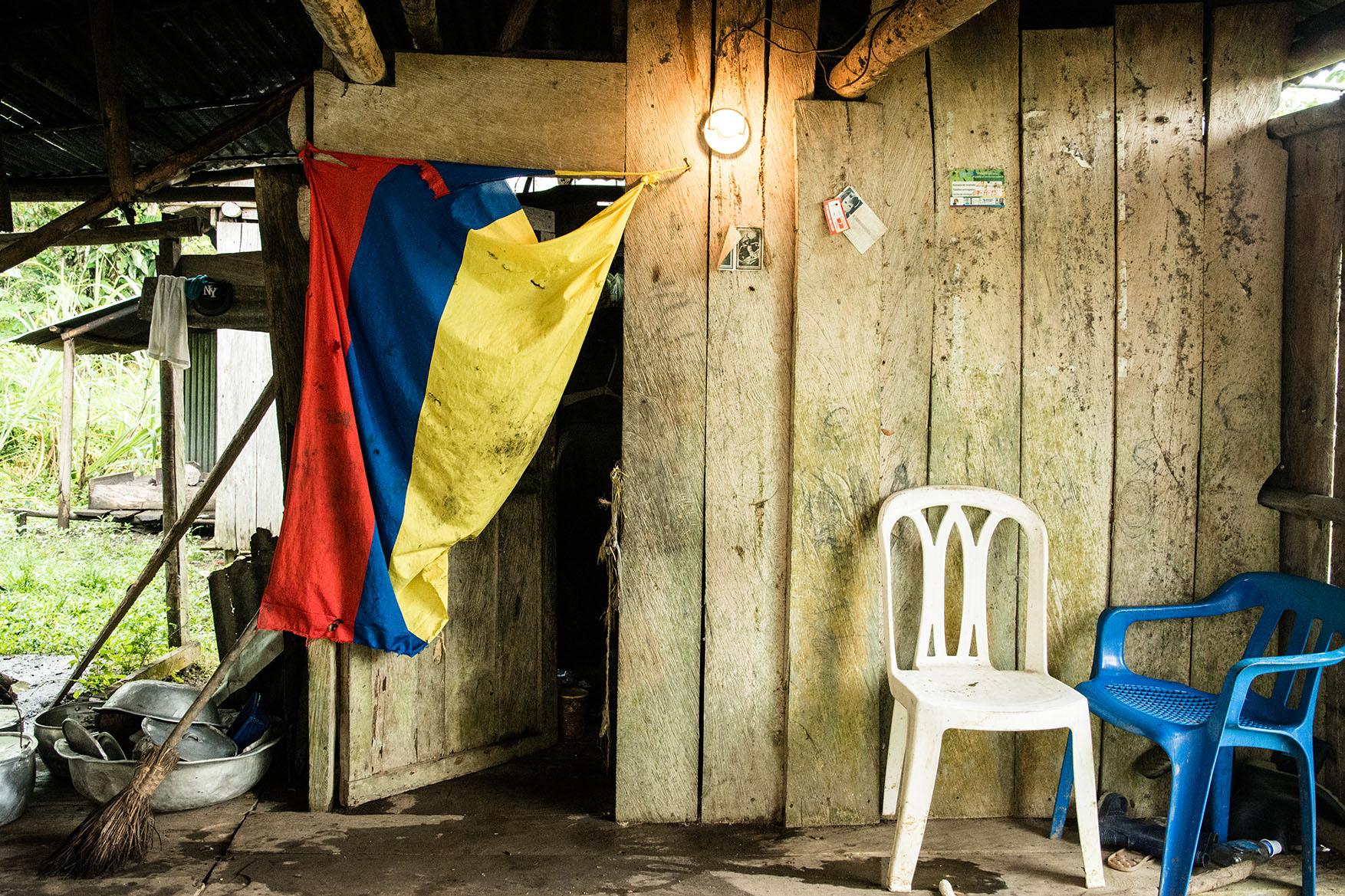 Colombia Puerto Echeverry