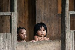 Afro e indigena