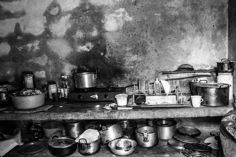 Cocina Puerto Esperanza