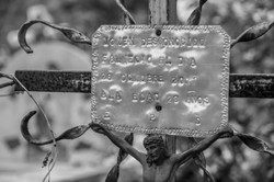 tumba del joven desconocido