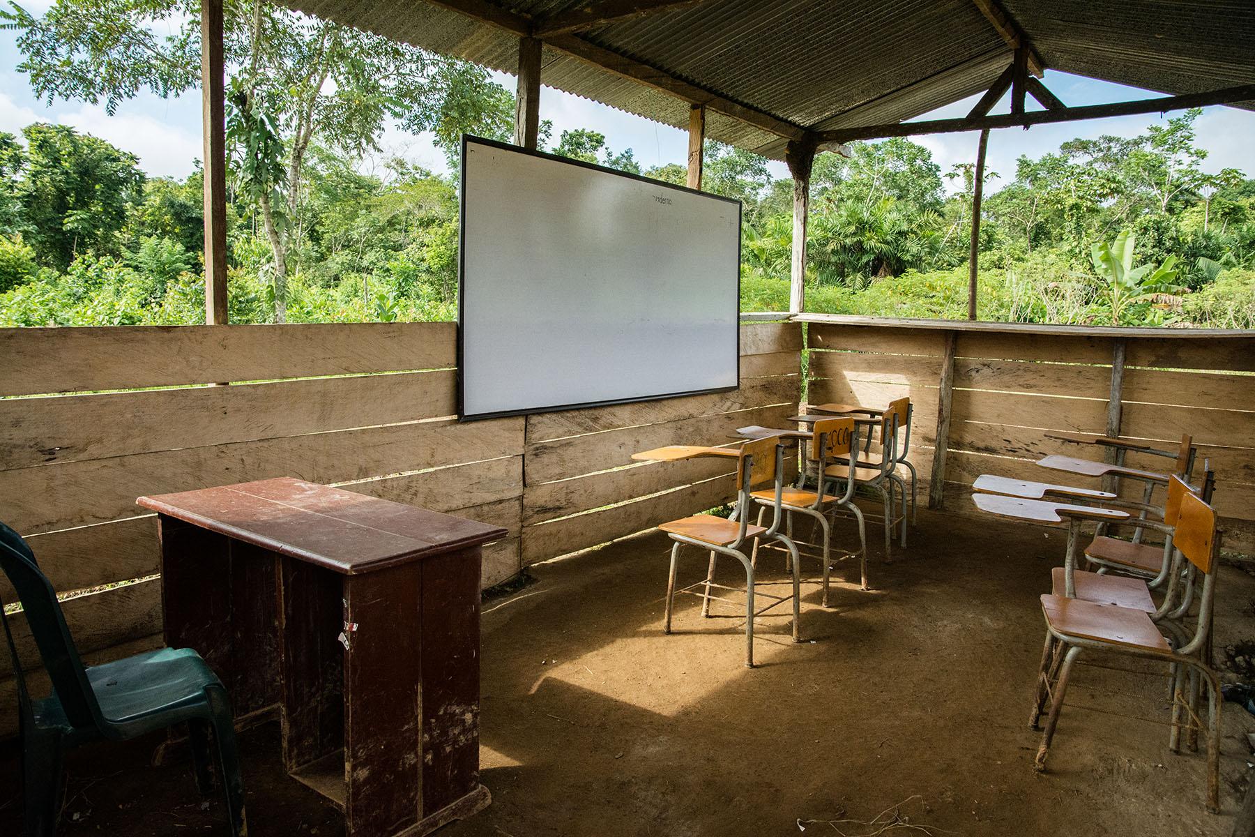 Escuela Chachajo