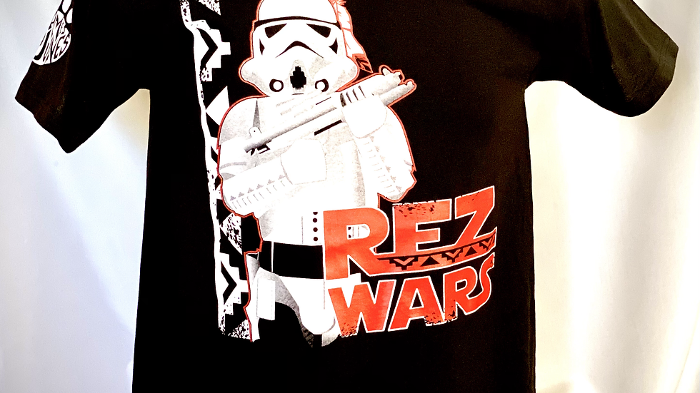 REZ WARS T-Shirt