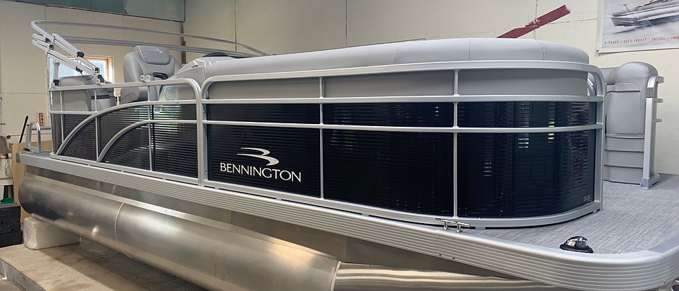 2021 - 20' Bennington 20SVSR