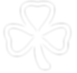 Casey's Cove Logo - White Clover Only.pn