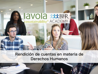 "BHR and Lavola organize the event ""Corporate accountability for Human Rights"" 